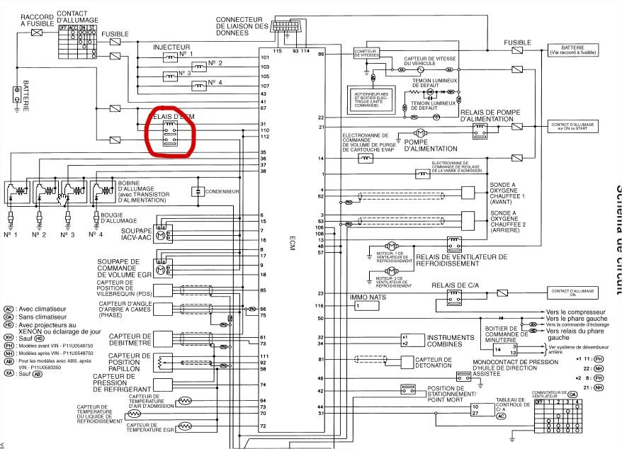 circuit d allumage moteur essence pdf