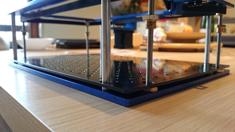 LightObject com: Power table/ bed kit for K40 small laser